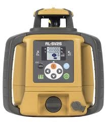 RL-SV2S TOPCON Dual grade Multi Purpose Laser Level with Receiver