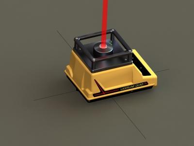 Quad 1000 Laserline Precision Zenith Plumb Vertical Long