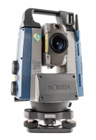 New Sokkia iX Robotic