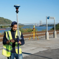 Carlson Hybrid Module for Total Station GNSS usage