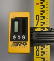 R9 Proshot Laser Level detector Receiver with Clamp