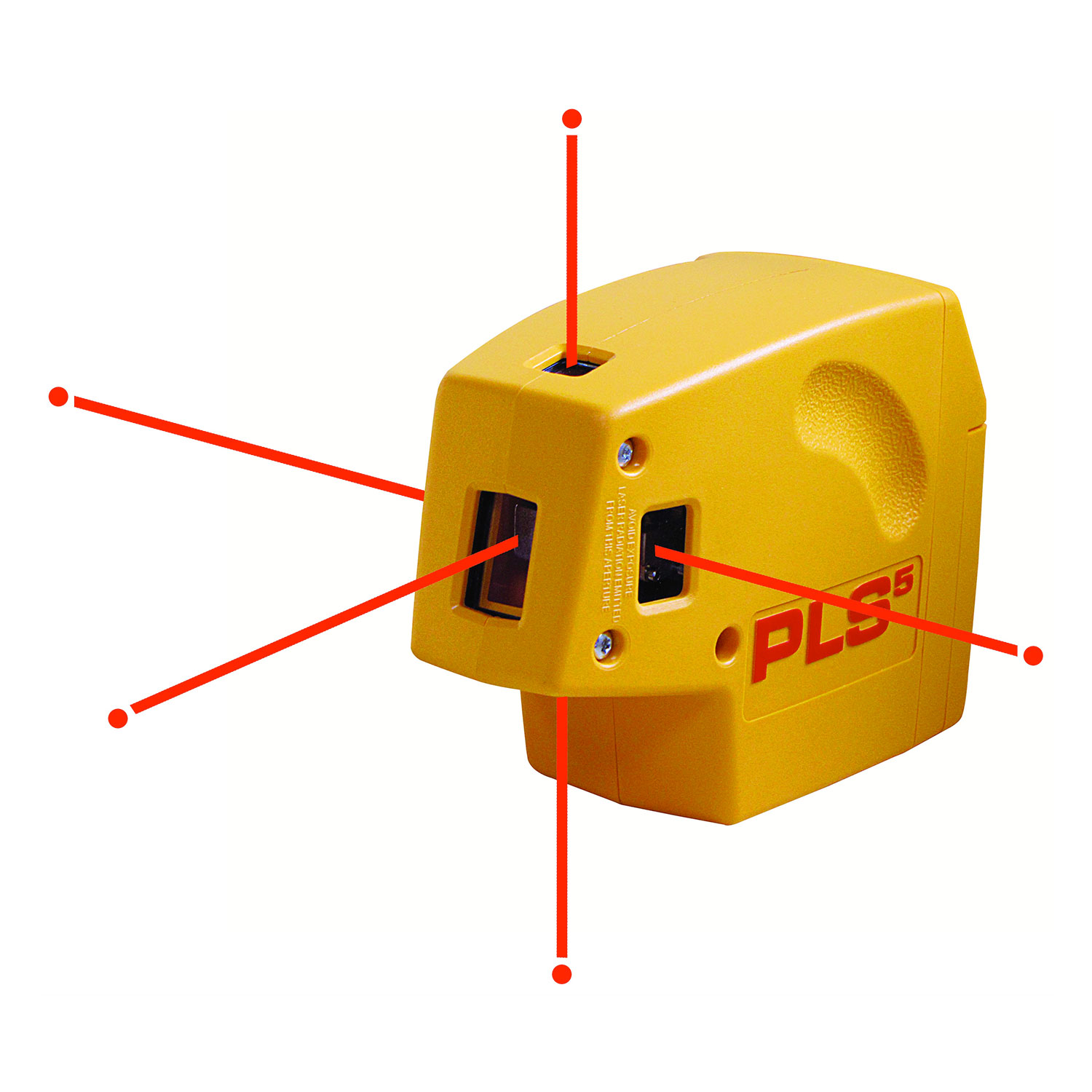 Pacific Laser Systems Pls5 Tool 5 Dot Laser Level