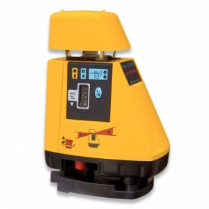 Pro Shot AS2 single grade slope rotary Laser Level, 10% with R9 Detector