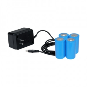 Pro Shot NiMh Rechargeable Laser Battery Kit for L4.7 and AS2