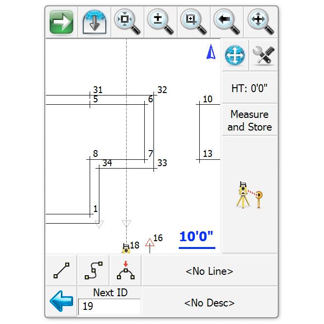Microsurvey layout 2013 construction layout software for Construction layout software
