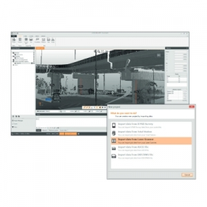 GeoMax X-Pad Multi-Positioning Software (MPS) - L-Scan