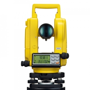 Contractors, Builders Digital Theodolite, GeoMax, model Zipp02