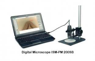 ISM-PM200SB Insize Measuring Tool, Digital Microscope