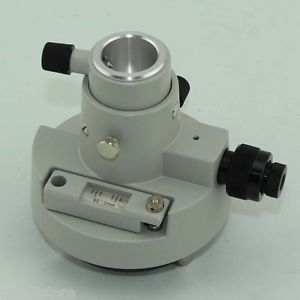 AP41 Sokkia or Geomax Rotatable Optical Plummet Adapter