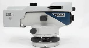 Sokkia Precision Automatic level with OM5 Metric micrometer