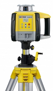 GeoMax Zone20HV Laser Rotator with ZRD105 digital receiver