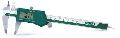 "INSIZE 1108-200 Digital Caliper 0-200mm/0-8"" Range 0.01mm/0"