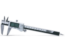 INSIZE 1114-300 Electronic Caliper with Alloy Case 0-300mm/0-12 inches