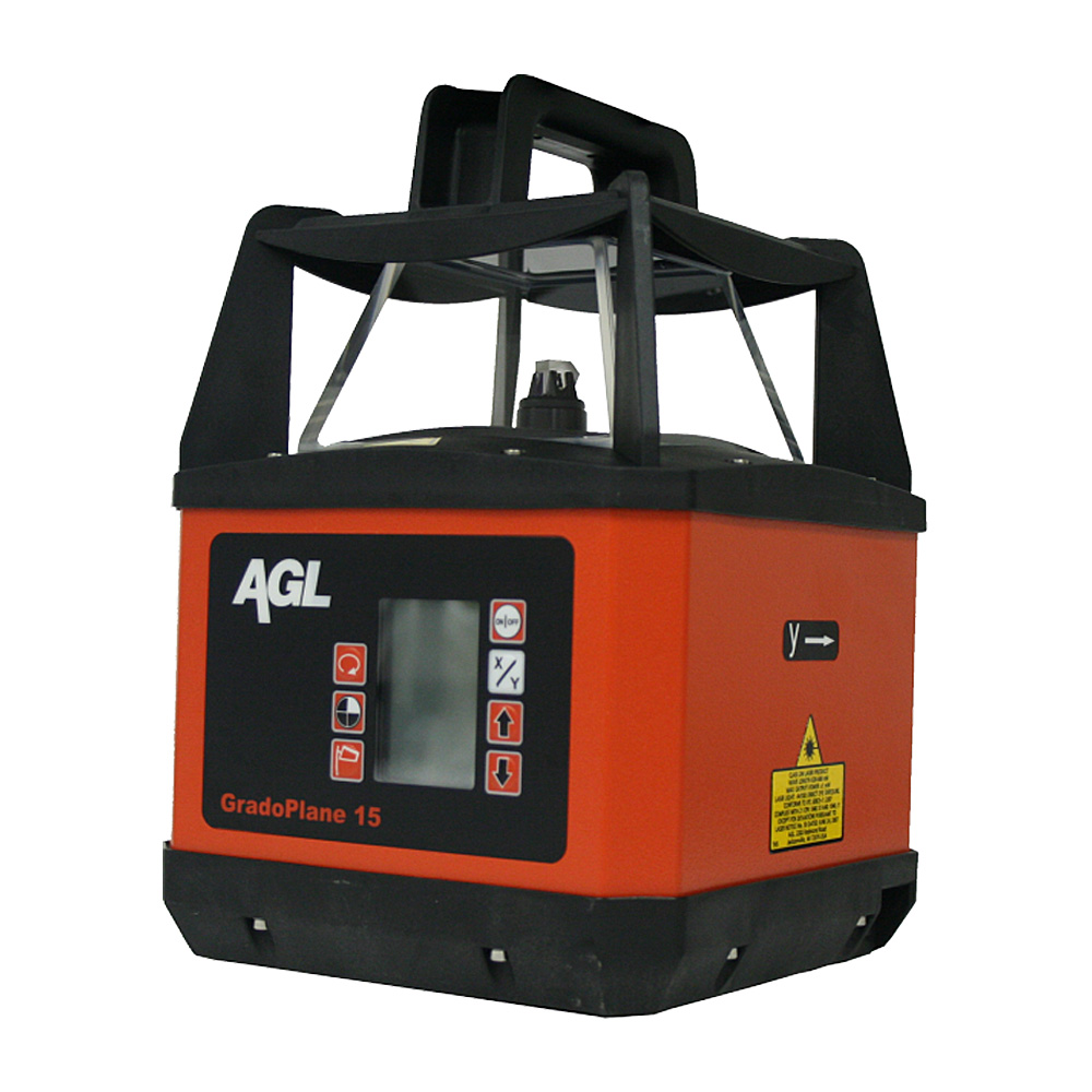 Agl Lasers Gradoplane 15 Dual Grade Laser Level With Ls100