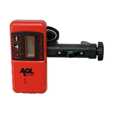 laser level detector receiver machine