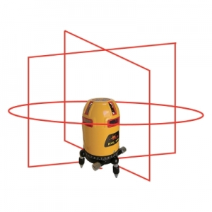 Pacific Laser Systems HVL100 Tool - Horizontal and Vertical Line Laser Level