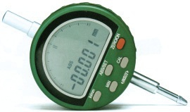"2106-102E INSIZE Electronic Digital Measuring Indicator, Metric / English, 0-.5""- (0-12mm)"