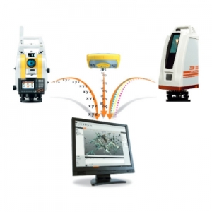 GeoMax X-Pad Multi-Positioning Software (MPS) - TOPO